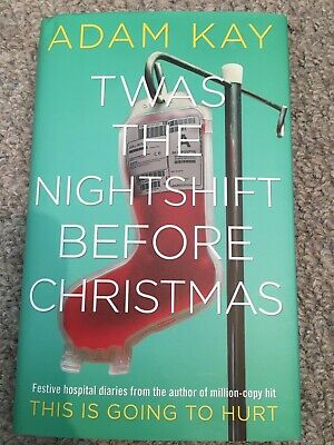 'Twas The Night Before Christmas by Adam Kay (2019)