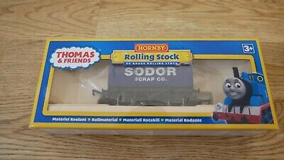 NEW HORNBY SODOR MAIL OPERATING COACH KIT COMPLETE ex PERCY SET THOMAS /& FRIENDS