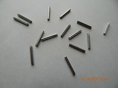 "STAINLESS STEEL ROLL PINS  3/32 x 3/4""  18-8  15 PCS. NEW"