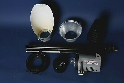 Elinchrom Style 400fx - Kit - stand and accessories
