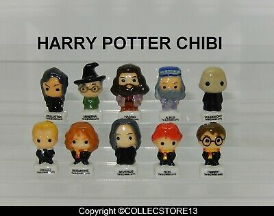 Serie Complete De Feves Harry Potter Chibi 2020