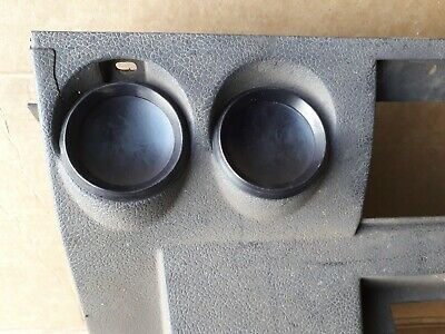 Early 2 Door Range Rover Classic Dash Blanks Suffix A & B, New*
