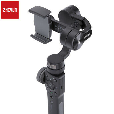 ZHIYUN 3-Axis Gimbal Smooth 4 Handheld Stabilizer For Smartphone Cellphone Camra