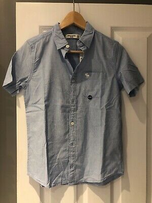 Boys Abercrombie & Fitch Shirt BNWT Age 11-12
