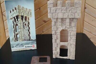 SCHLEICH CASTLE NARROW WALL #40197  *NEW*