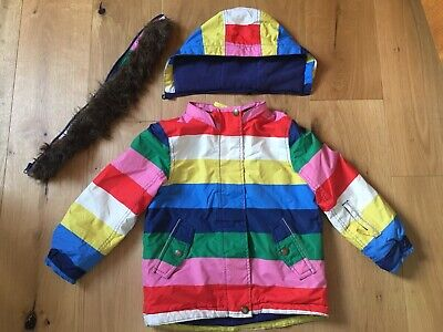 Boden ski jacket age 6-7 girls or boys