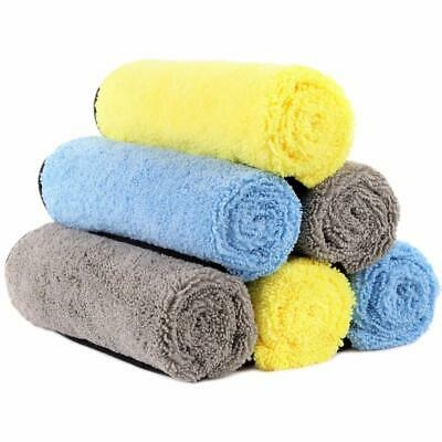 MPJ Extra Large Microfiber Cleaning Cloths 12 x 12 inch 6 Pack 1 Pack 5.5x5.5 inch