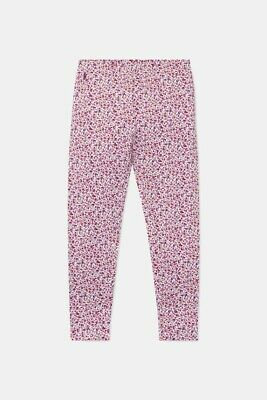 Girls Polo Ralph Lauren Pink Floral Leggings Age 8-10years