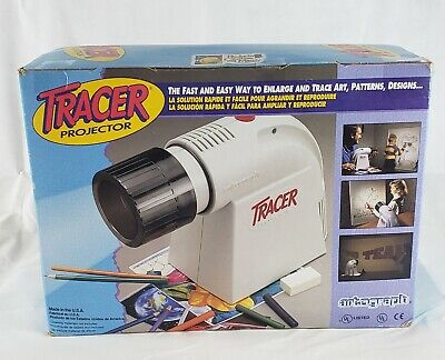 Artograph Tracer Projector & Enlarger Model 225-360 Drawing Enlarger with manual