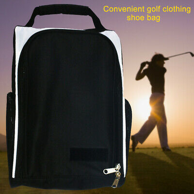 Travel Practical Sports Golf Shoes Bags Clothes Organizer Wear Resistance Nylon