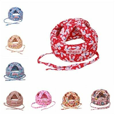 Adjustable Infant Toddler Baby Safety Hat Helmet Headguard Protector Walk Cap