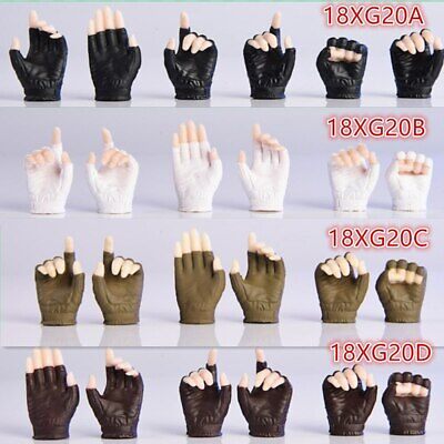 "VStoys 1//6 PHICEN//TBleague Hands Model with Golves for 12/"" Action Figure"