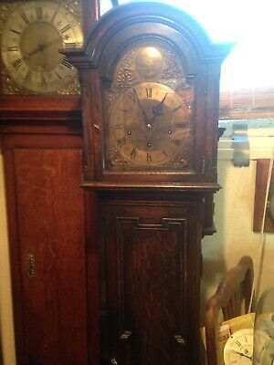 Grandmother Clock Westminster Chime