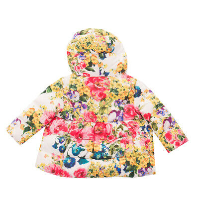 RRP €450 DOLCE & GABBANA Down Quilted Jacket Size 24-30M / 92-98CM Made in Italy