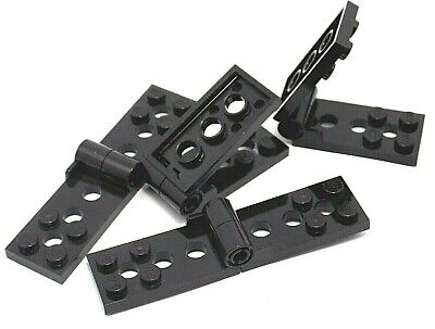 Lego Hinge Plate 2 x 4 with Pin Hole {2 Sets} 75054