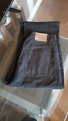 Ralph Lauren Polo Navy Blue Chino Size 34 pants trousers jeans