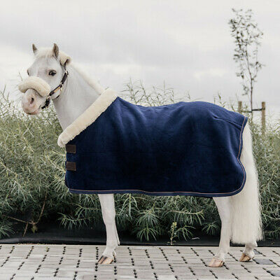 Kentucky Horsewear Fleece Show Heavy Tiny - marineblau