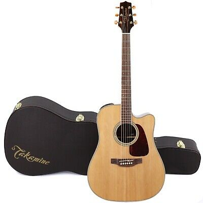 Takamine GD71CE-NAT Dreadnought Acoustic/Electric Guitar w/ Case - Natural
