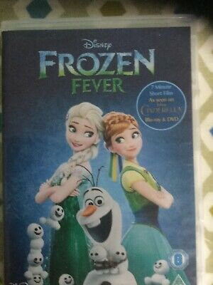 Frozen Fever [2015] - DVD  42VG The Cheap Fast Free Post