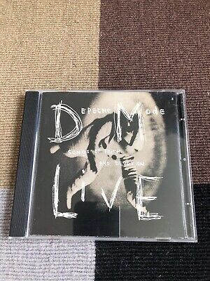 Depeche Mode - Songs of Faith and Devotion Live - Promo CD. Extremely Rare