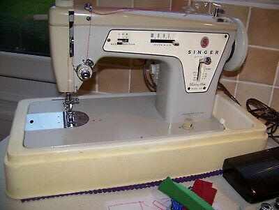 Singer  Fashionmate Z/Z Heavy Duty Sewing Machine,Expertly Serviced