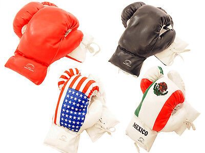 Pair of 4oz Boxing Gloves for 3 to 6 year old kids, 4 different designs