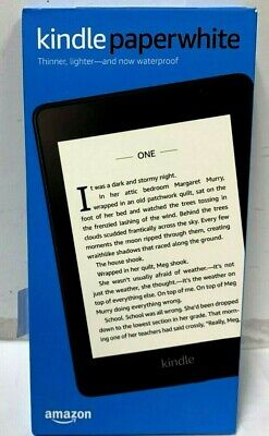 Amazon Kindle Paperwhite (10th Generation) 32GB, 4G+Wi-Fi - with Special Offer