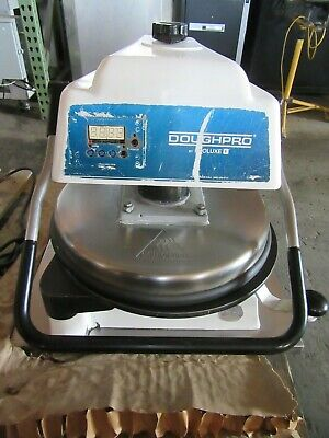 DoughPro DP1100 Commercial Heat Pizza Dough Press Machine #2