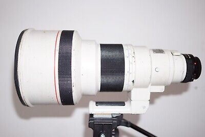 Canon FD 400mm F2.8 L Telephoto Lens Case, Mirrorless or convert to Canon EF