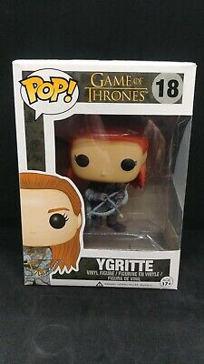 Ygritte Funko Pop Game of Thrones Vinyl Figure GoT - Rare -