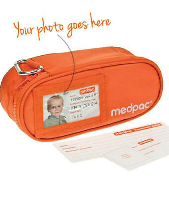 Medpac Small Insulated Case Adults Diabetes Diabetic Supply Cases, Bags