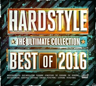 Various - Hardstyle Ultimate Collection-Best Of 2016 CD (3) cloud 9 NEU