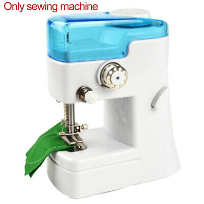 Handheld Multifunction Mini Household Clothes Desktop Electric Sewing Machine