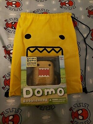 Golden Domo Bobblehead Convention Exclusive, Limited to 1000 sdcc