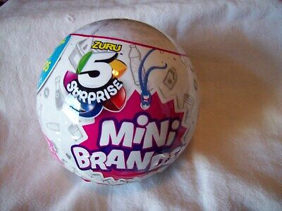 Zuru 5 Surprise -  Mini Brands - Sealed Ball