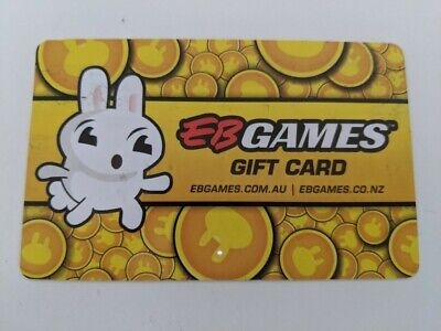 EB Games Gift Card $280 Value