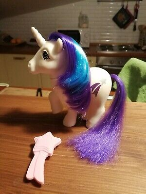 My little pony G1 Glory made in Italy Mio mini pony vintage