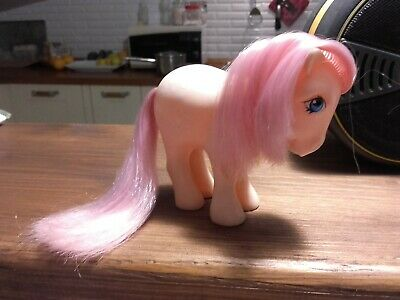 My little pony G1 Cotton Candy made in Italy Mio mini pony vintage
