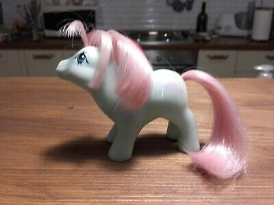 My little pony G1 Baby Cuddles NBBE Mio mini pony vintage