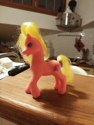 My little pony G2 Berry Bright Mio mini pony vintage