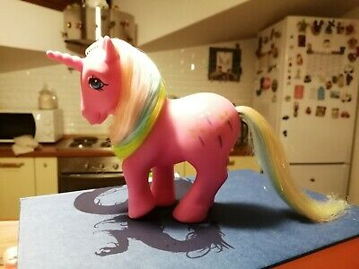 My little pony G1 Pinwheel No Country spanish Mio mini pony vintage