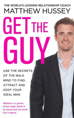Hussey,Matthew-Get The Guy (Uk Import) Book New