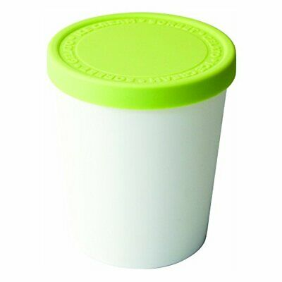 Tovolo Sweet Treats 1 Quart Pistachio Tub, Set of 2