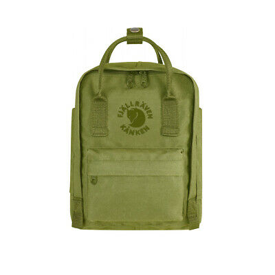 Fjallraven Mini Re-Kanken Spring Green - WINTER SALE!