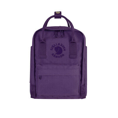 Fjallraven Mini Re-Kanken Deep Violet - WINTER SALE!