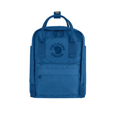 Fjallraven Mini Re-Kanken UN Blue - WINTER SALE!