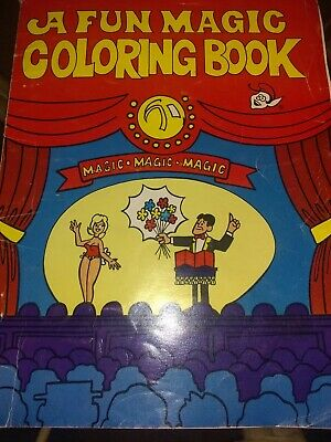 Magic Coloring Book /& Color Changing Crayons Combo