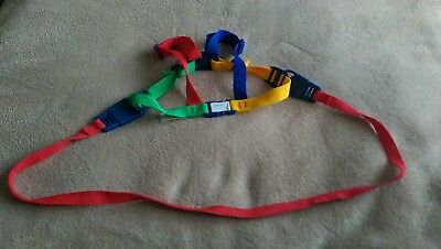 Toddler safety harneses