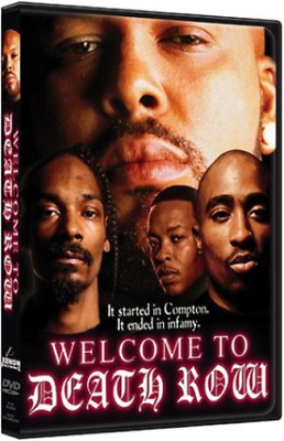 Dr. Dre/Tupac/Snoop-Welcome To Death Row / (Chk Sen) (Us Import) Dvd New