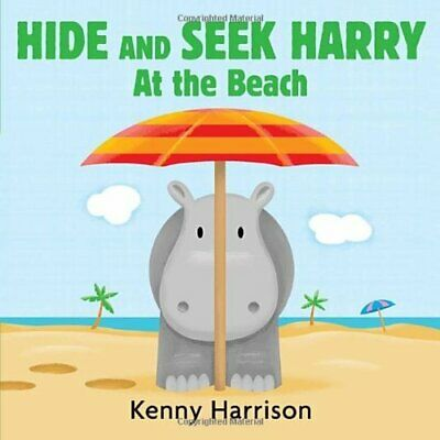 `Harrison, Kenny`-Hide And Seek Harry At The Beach BOOK NEUF